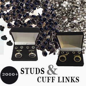 Cuff Links & Studs Assortment