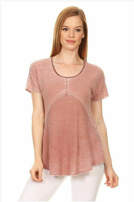 Rose Short Sleeve Thermal