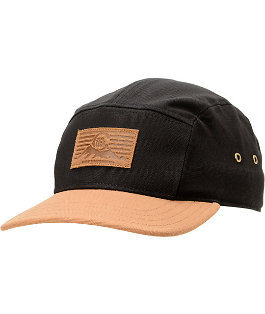 Dope Clothes- C Mountain 5 panel hat
