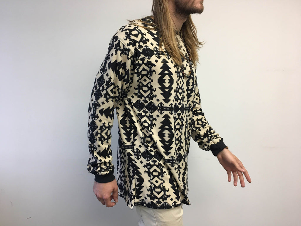 Dope Clothes - Spirit Guide Hatchi Knit side