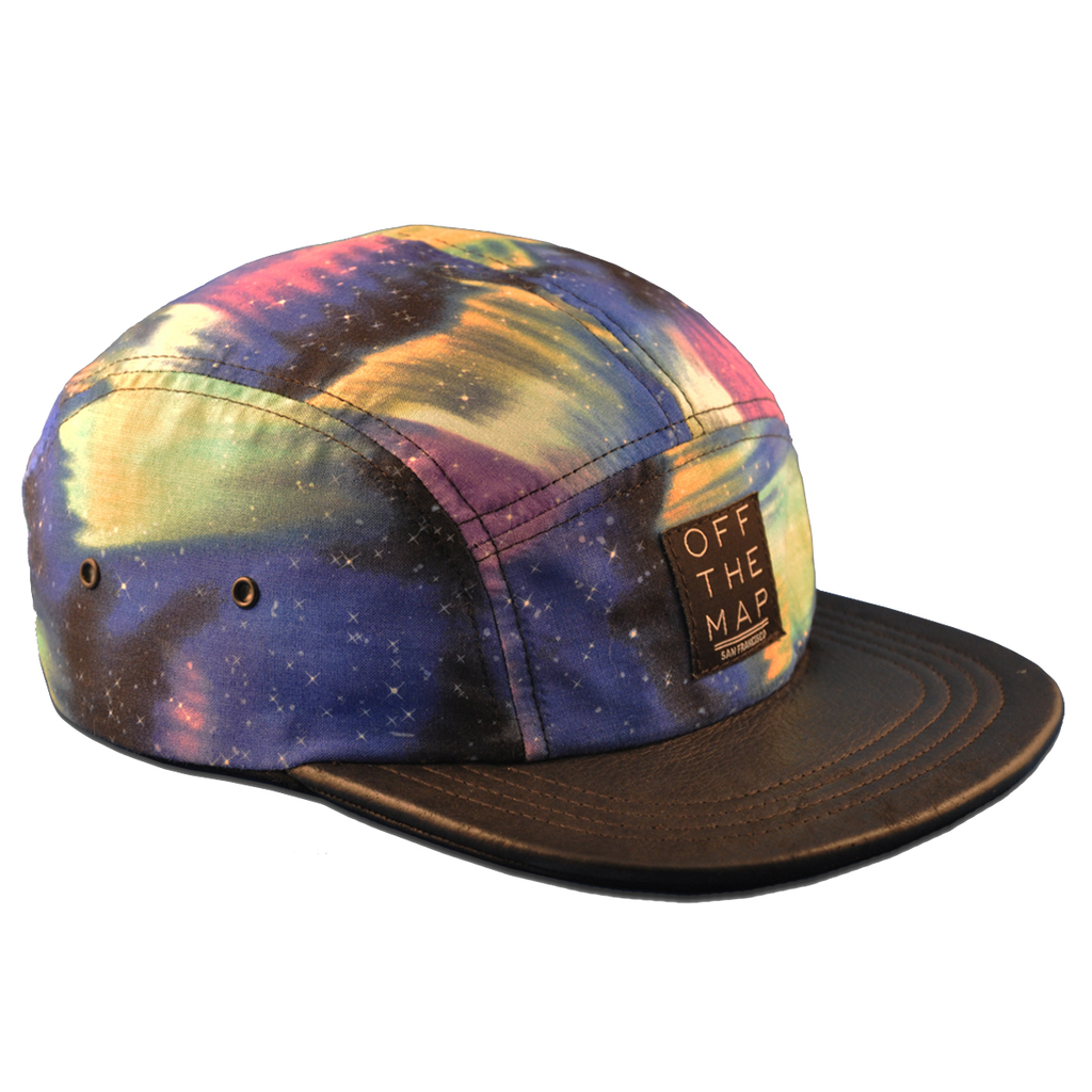 Dope Clothes - Aurora 5 panel hat