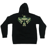 Dope Clothes - Aztec Bird Camo Hoody