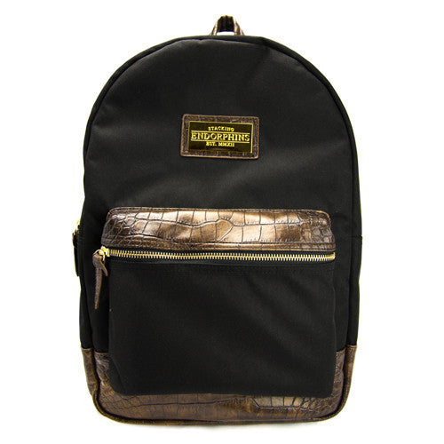Dope - Black Coffee Backpack front