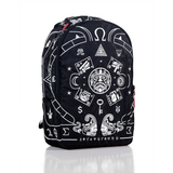 Mayan Mythology Shark Backpack
