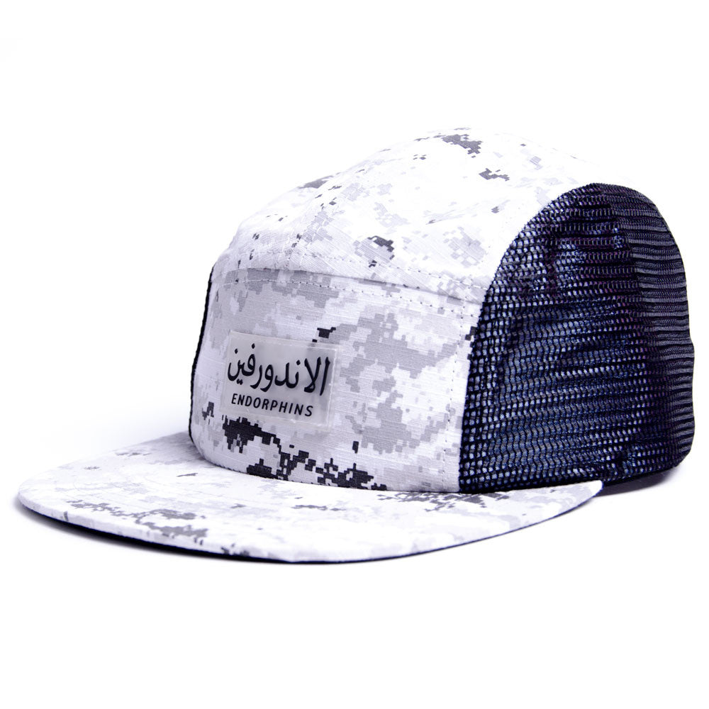 Dope Clothes - Digital 5panel hat