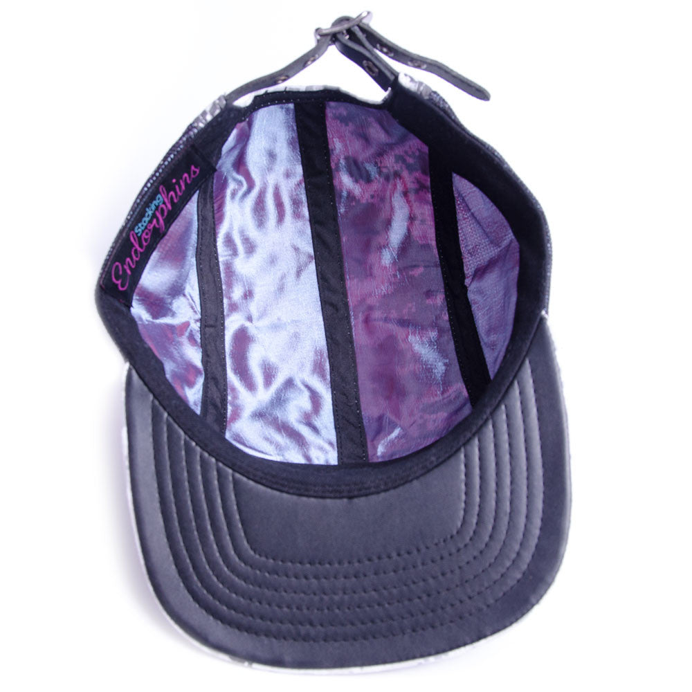 Dope Clothes - Digital 5panel Hat inside