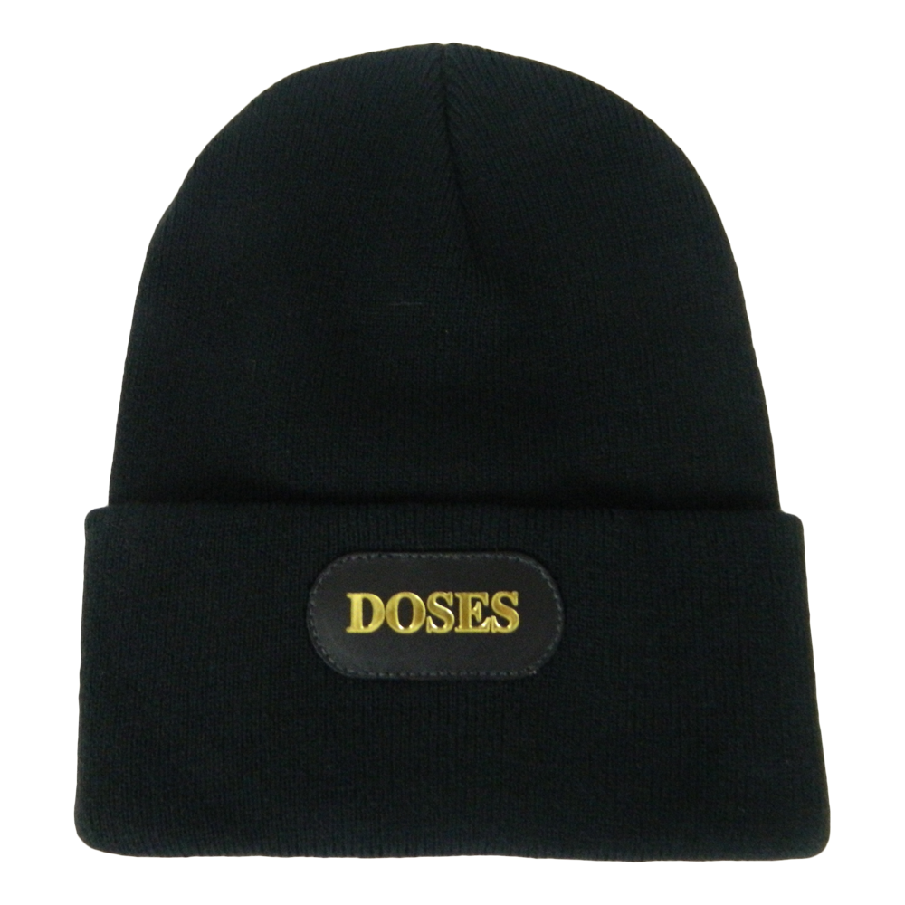 Dope Clothes - Gold Label Beanie