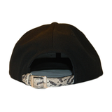 Natural Silver Label Strapback