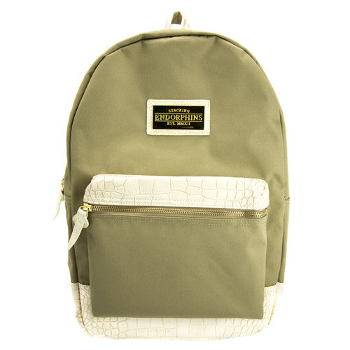 Vanilla Wafer Backpack
