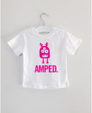 AMPED monster tee