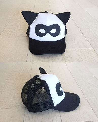 MASK hat - black