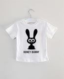 HONEY BUNNY CRITTER short sleeve tee