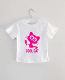 COOL CAT CRITTER short sleeve tee