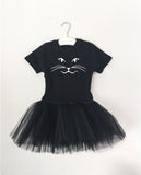 Cat Face Tutu Dress