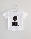 DUH monster tee