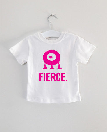 FIERCE monster tee