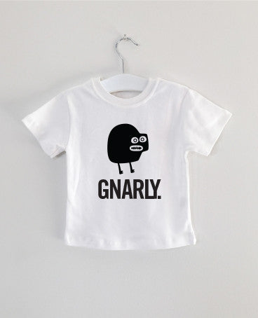 GNARLY monster tee