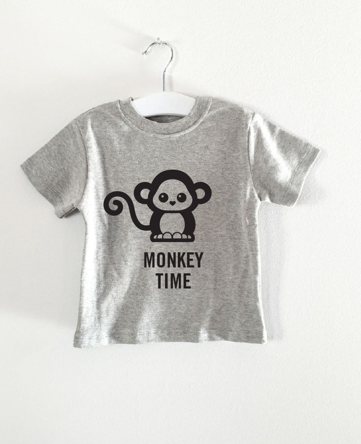 MONKEY TIME CRITTER short sleeve tee