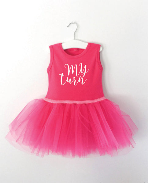 MY TURN Tutu Dress