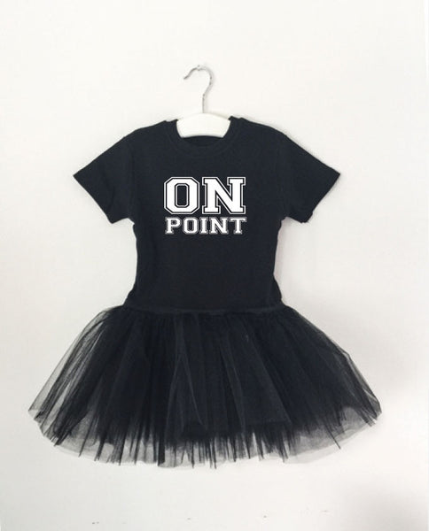 ON POINT Tutu Dress