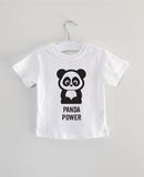 PANDA POWER CRITTER short sleeve tee