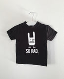 SO RAD monster tee