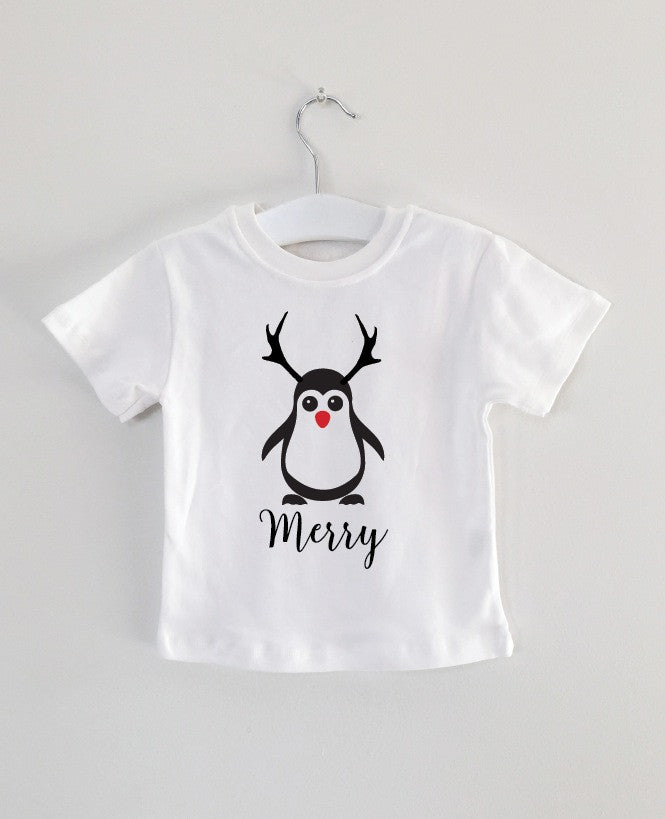 Holliday Penguin tee