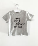 TINY TIGER CRITTER short sleeve tee