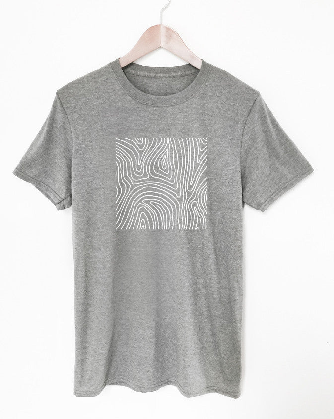 Graphic men's tee