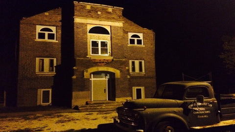 Ashmore Estates Ghost Hunt