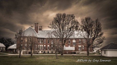 Randolph County Infirmary Asylum - Winchester, IN - November 2017 Events