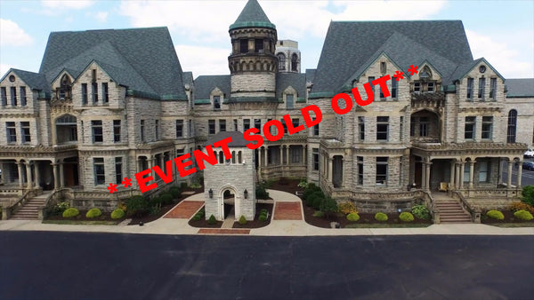 Ohio State Reformatory, Mansfield - OH - November Events