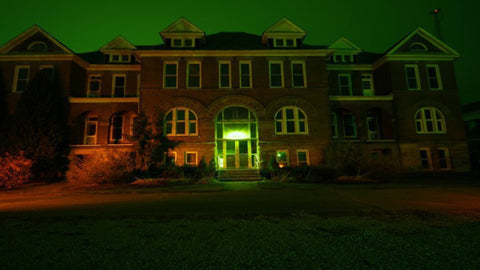 Madison Asylum - Madison, Ohio - October Events 2017