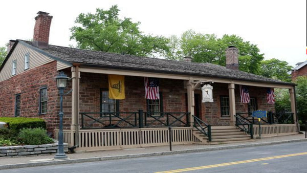 The 76 House (Andre's Prison), Tappan - NY - June Events