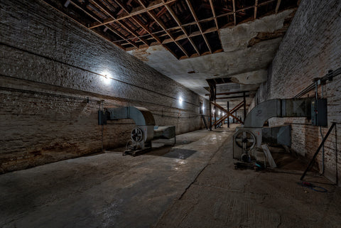 Ohio State Reformatory, Mansfield - OH - December Events