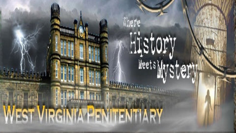 West Virginia Penitentiary, Moundsville - WV - August Events