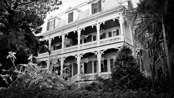 Old Town Manor - Key West, Florida - Spiritual Ghost Hunting Retreat - Thursday September 7th through Sunday September 10th