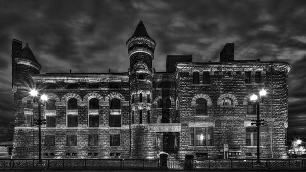 Old Licking County Jail - Newark, Ohio - November 2019 Events