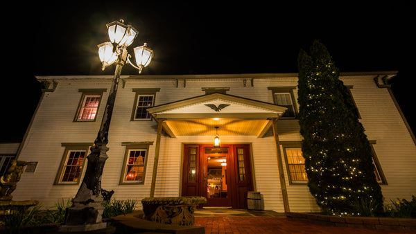 Silvio's Villa, Warwick - NY - Saturday September 16th 2017 - 3 Course Dinner, Psychic Medium and Ghost Hunt