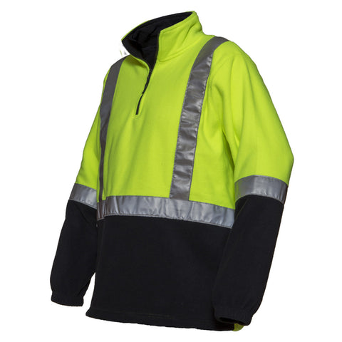Hi Vis Polar Fleece Day Night Wear