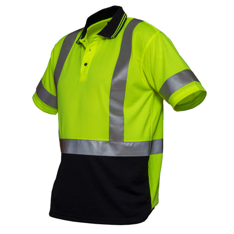 Hi Vis Polos Day Night Wear
