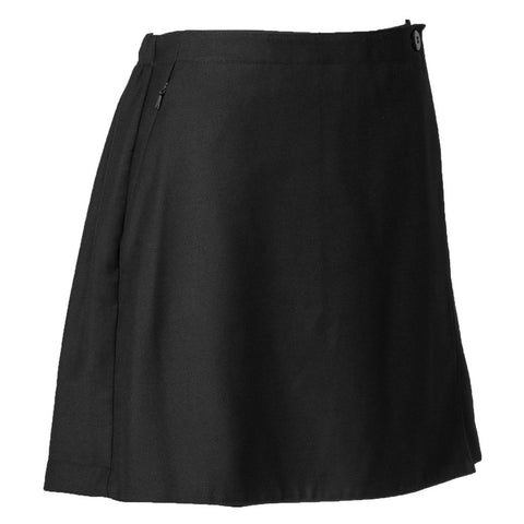 Skorts with Zip Pocket