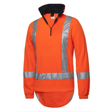 Day/Night polar fleece TTMC Orange