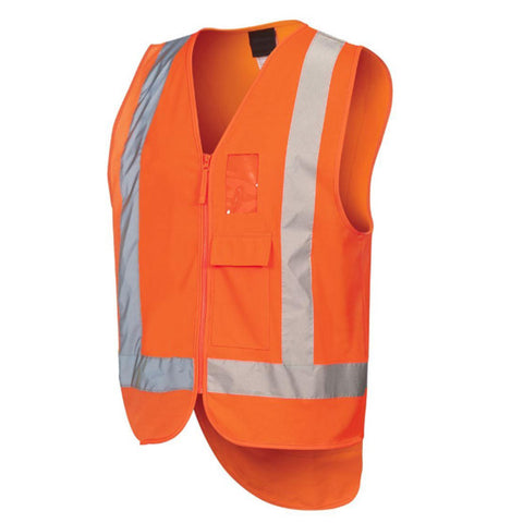 Day/Night vest TTMC Orange