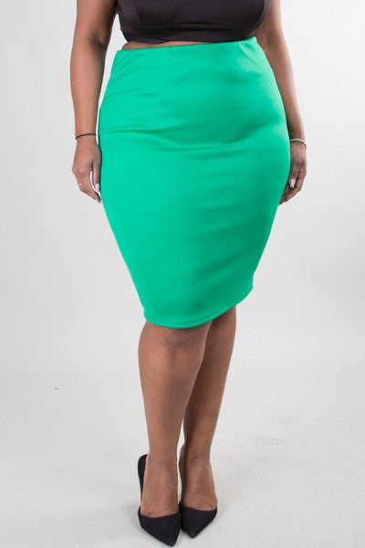 Kelly Curvy Skirt