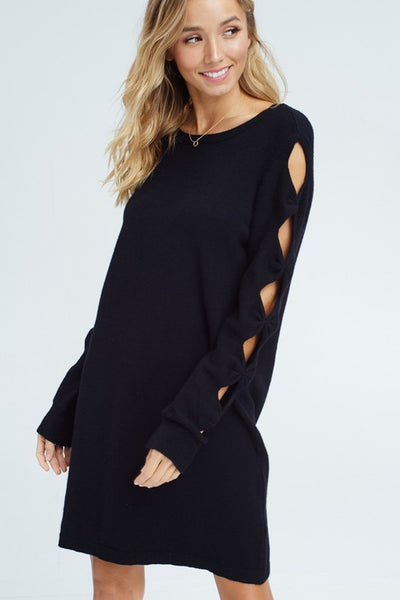 Cris Sweater Dress