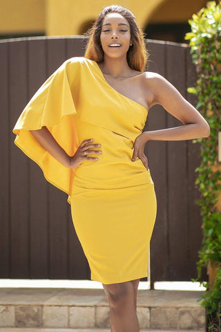 Sunny Bodycon Dress