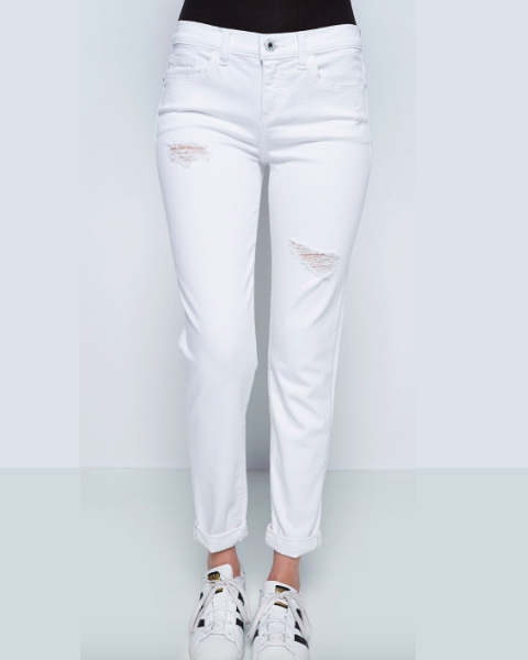 Sexy Boyfriend Jeans - White - FashionFunPop, Trendy, fashion, plus, skinny, fitted, ripped, dress, dresses, tops, blazers, women, clothing, bathing suits, swimwear, vacation, stylish, jewelry, accessories, handbags, shoes, boutique, shopping, store, clutch, clutches, handbag, blouses, mom, mommy, tee, tees, jeans,   pants, maxi, maxies, rompers, jumpers, sexy, clearance, new, sales, mika rose, she and sky, &, blvd, in style, esley, gilli, blu pepper, earrings, bracelets, bangles, statement, necklaces, scarfs, gloves, ripped, sweaters, bikini, tankini, one piece, stop staring, gowns, prom dresses, wedding dresses, wedding, prom