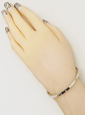 Mrs. Cartier Bracelet/Silver - FashionFunPop, Trendy, fashion, plus, skinny, fitted, ripped, dress, dresses, tops, blazers, women, clothing, bathing suits, swimwear, vacation, stylish, jewelry, accessories, handbags, shoes, boutique, shopping, store, clutch, clutches, handbag, blouses, mom, mommy, tee, tees, jeans,   pants, maxi, maxies, rompers, jumpers, sexy, clearance, new, sales, mika rose, she and sky, &, blvd, in style, esley, gilli, blu pepper, earrings, bracelets, bangles, statement, necklaces, scarfs, gloves, ripped, sweaters, bikini, tankini, one piece, stop staring, gowns, prom dresses, wedding dresses, wedding, prom