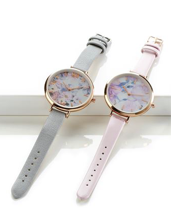 Florals Watch